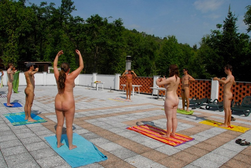 Pictures i took at nudist resort